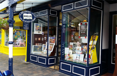 Broadhursts Bookshop Southport