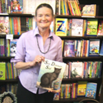 Kate – Manages the large and varied Children's Department