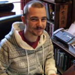 Russell – Cataloguer and Resident IT Expert